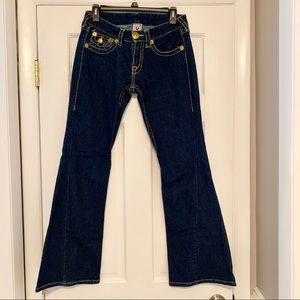 True Religion size 29 bootcut jeans